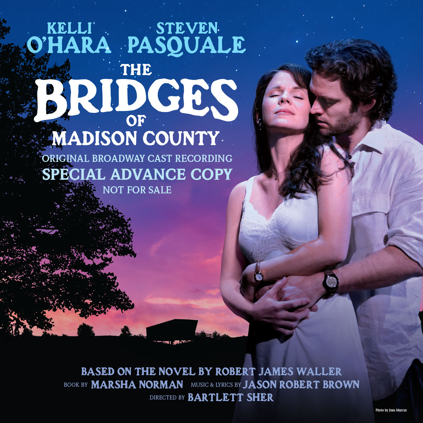 Special Advance Copy of The Bridges of Madison County