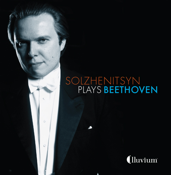 Solzhenitsyn Plays Beethoven -  CD Cover
