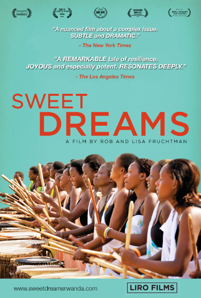 Sweet Dreams - DVD Wrap / Cover