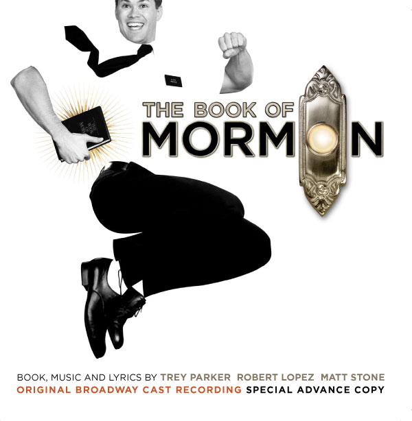 The Book of Mormon CD Booklet Artwork