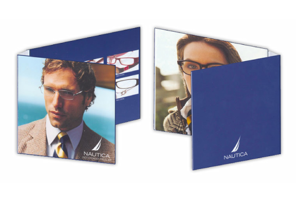 CD Packaging for Nautica