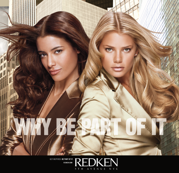 Redken CD Label Artwork