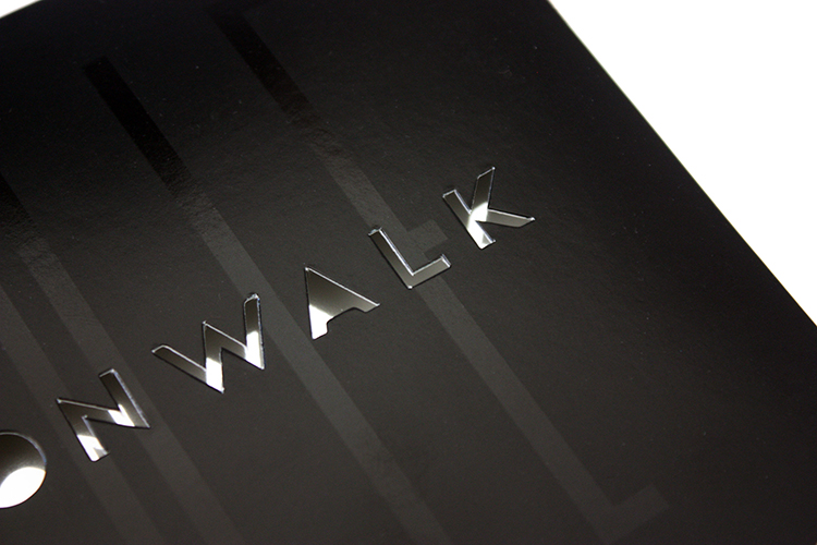 Moonwalk - CD Packaging