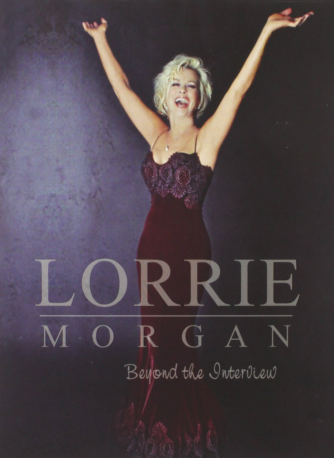 Lorrie Morgan - Beyond the Interview - DVD Cover