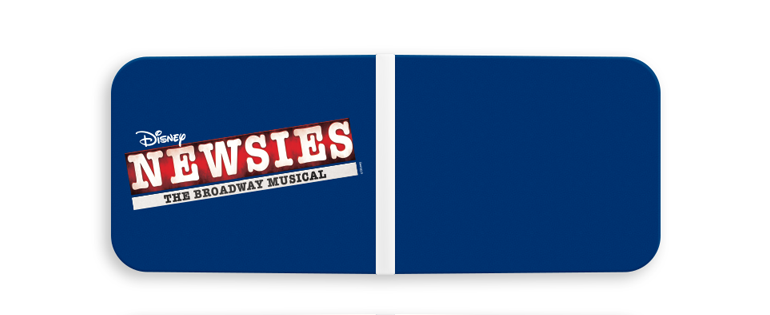 DIGITAL FORCE PRODUCES USB FLASH DRIVES FOR PREMIERE OF NEWSIES ON DISNEY+